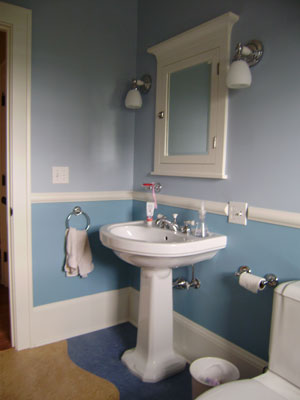 A PRACTICAL GUIDE TO BATHROOM CABINETS - YOU CAN BUILD YOUR OWN HOME !